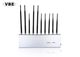 2.4G 4G Cell Phone Signal Jammer Adjustable Effective Shielding For Training Centers